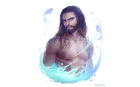 Picture male, aquaman, by zarory
