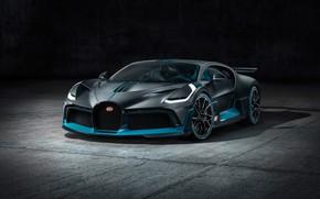 Wallpaper background, front view, hypercar, Divo, Bugatti Divo, 2019 Bugatti Divo