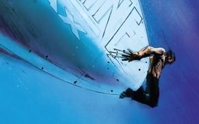 Picture The plane, Wolverine, Logan, Comic, Claws, Wolverine, Logan, Marvel, Marvel Comics, Comics, Marvel, Comics, James …