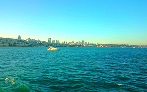 Picture sea, blue, Istanbul, yacht, turkey, islambul, marmara