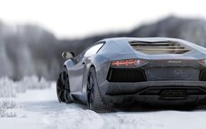 Picture Lamborghini, Aventador, Lamborghini Aventador