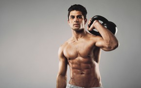 Picture Male, Fitness model, Weight, A healthy lifestyle, Muscles, Weight 16 kg