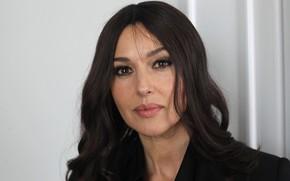 Picture look, model, portrait, actress, brunette, hairstyle, Monica Bellucci, Monica Bellucci, hair
