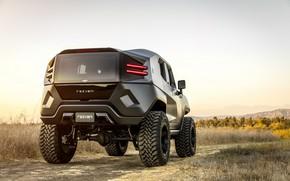 Picture SUV, primer, feed, 2017, Rezvani, Tank V6