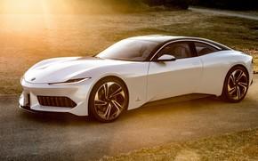 Picture Fisker, Pininfarina, electric car, 2019, Pininfarina GT, Karma GT