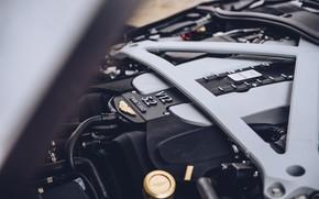 Picture Supercar, Aston Martin DB11 V12, British Car, Engine V12