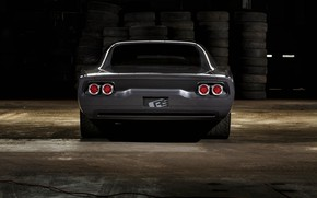 Picture Muscle, Dodge Charger, Custom, Vehicle, Modified, RS