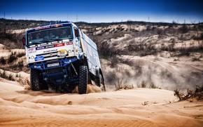 Picture Sport, Machine, Truck, Master, Russia, Kamaz, Rally, KAMAZ-master, Rally, KAMAZ, The roads, RedBull, Master, 303, …