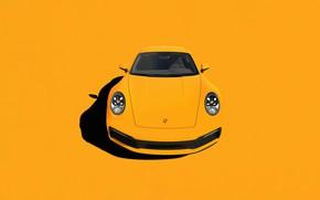 Picture Auto, 911, Machine, Render, Porsche 911, Rendering, Supercar, Porsche 911 Carrera S, Transport & Vehicles, …