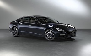 Picture Maserati, Quattroporte, Quattroporte S, Q4, 2019, GranLusso, Zegna PELLETESSUTA
