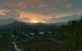 Picture nature, nature, the witcher 3 wild hunt, the Witcher 3 wild hunt, toussaint, Toussaint