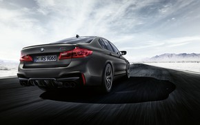 Picture BMW, sedan, ass, BMW M5, M5, F90, 2019, Edition 35 Years