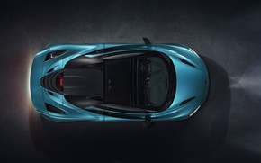 Picture McLaren, the view from the top, Spider, 720S, 2019