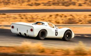 Picture Auto, White, Porsche, Machine, Coupe, 1968, 908, Sports car, Porsche 908, 'Short-Tail, Short-Tail, 1968 Porsche …