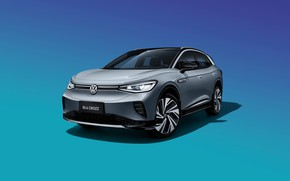 Picture China, Volkswagen, 2020, CUV, ID.4 Crozz Prime