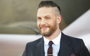 Picture smile, actor, Tom Hardy, Tom Hardy