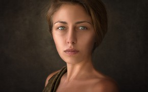 Picture girl, portrait, Sasha, retouching, Alex Darash