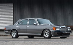 Picture AMG, Mercedec - Benz, 450SEL, W116, 6.9