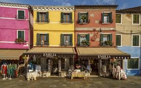 Picture Venice, Veneto, Burano