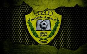 Picture wallpaper, sport, logo, football, Al-Wasl