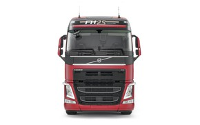 Picture Volvo, cabin, front, FH 500, Globetrotter XL