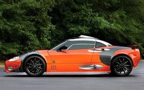 Picture 2008, design, Spyker, exterior, sports coupe, Spyker C8 Laviolette LM85