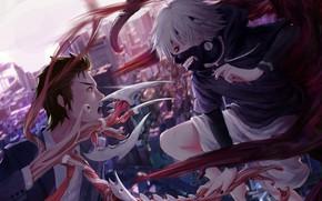 Picture art, Tokyo ghoul, tokyo ghoul, Ken kanek, The Kaneko Ken, parasite, lew wj, izumi shinichi, …