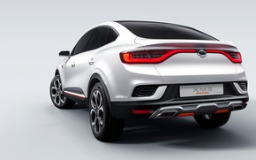 Picture Renault, Samsung, Inspire, 2019, Back, XM3
