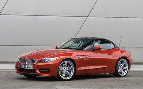 Picture BMW, Roadster, 2013, E89, BMW Z4, Z4, sDrive35is, hard folding roof