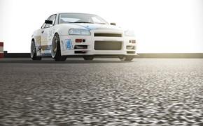 Picture JDM, GTR R34, Japan Car