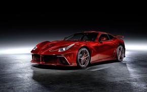 Picture Ferrari, supercar, Mansory, Berlinetta, F12, 2013, The Revolution