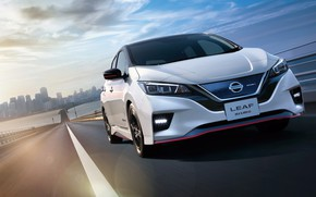 Picture Nissan, 2018, Nismo, Leaf