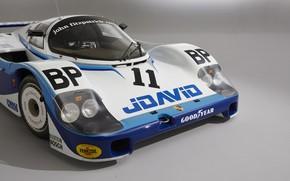Picture Porsche, Lights, Drives, 24 Hours of Le Mans, 24 hours of Le Mans, 1983, Sports …