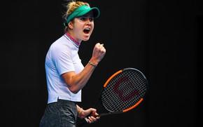 Picture Girl, Ukraine, Woman, Sport, Tennis, Elina, WTA, Ukrainian, Eli, Elina Svitolina, Svitolina, Australia Open 2019, …