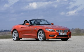 Picture BMW, Roadster, double, 2013, E89, BMW Z4, Z4, sDrive35is