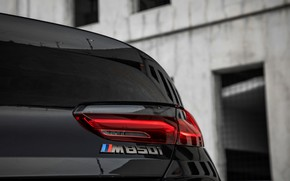 Picture black, coupe, BMW, lantern, Gran Coupe, 2020, 8-Series, 2019, the four-door coupe, M850i xDrive, Eight, …