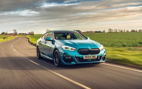 Picture BMW, BMW 218i, 2020, BMW 218i Grand Coupe
