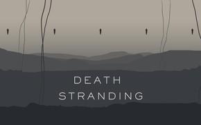 Picture Kojima Productions, Hideo Kojima, death stranding