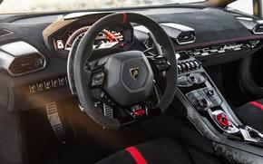 Picture Lamborghini, salon, Performante, Huracan, 2020, VF Engineering