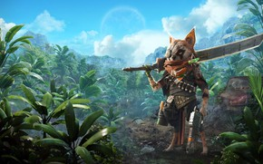 Picture Experiment 101, THQ Nordic, Biomutant