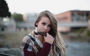 Picture Girl, cold, beautifil