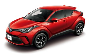 Picture Toyota, Hybrid, C-HR, 2019