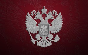 Picture background, texture, flag, Background, Russia, coat of arms