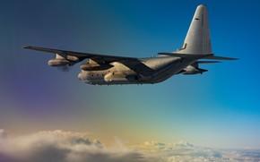 Picture The plane, US Marine Corps, KC-130J Hercules