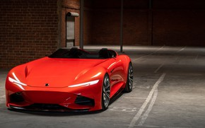 Picture Concept, red, Vision, Karma, Karma SC1 Vision Concept, Karma SC1, SC1, Karma SC1 Vision