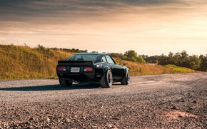 Picture road, nature, design, Nissan, Car, Datsun, 240z 6