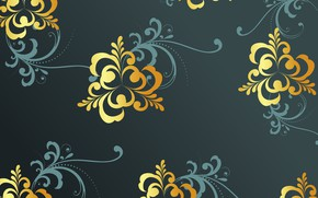 Picture flowers, texture, design, background, pattern, Floral