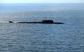 Picture submarine, Navy, Tver, 949