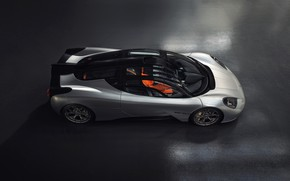Picture coupe, V12, RWD, GMA, T.50, Gordon Murray Automotive, Type 50
