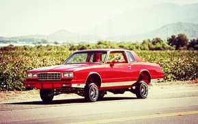 Picture Chevrolet, Tuning, Lowrider, Monte Carlo